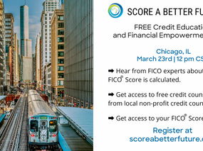 FREE Credit Education & Financial Empowerment Event
