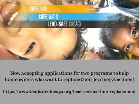Lead Service Line Replacement Programs Taking Applications