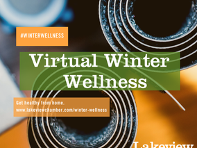 Lakeview Roscoe Village Chamber of Commerce Presents Virtual Winter Wellness