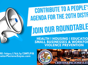 Join the 20th District Roundtables