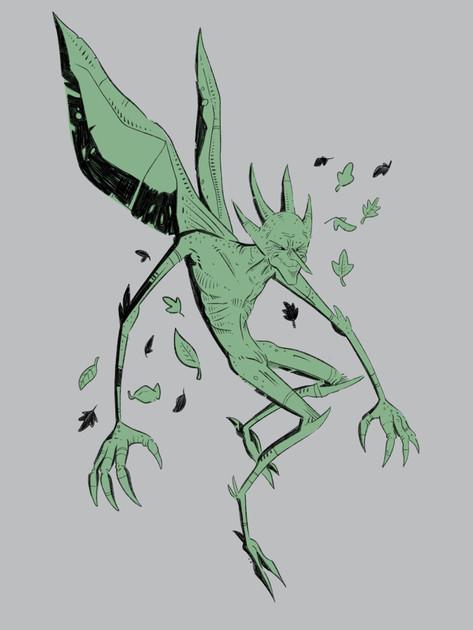 Sprite Goblin