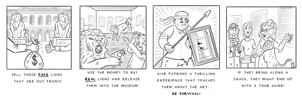 Museum Improvements