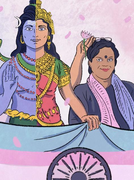 A Portrait of Sumi Das