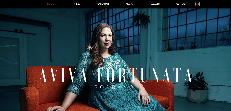 Aviva Fortunata, soprano