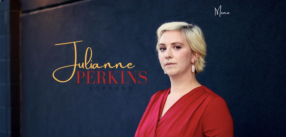 Julianne Perkins, soprano