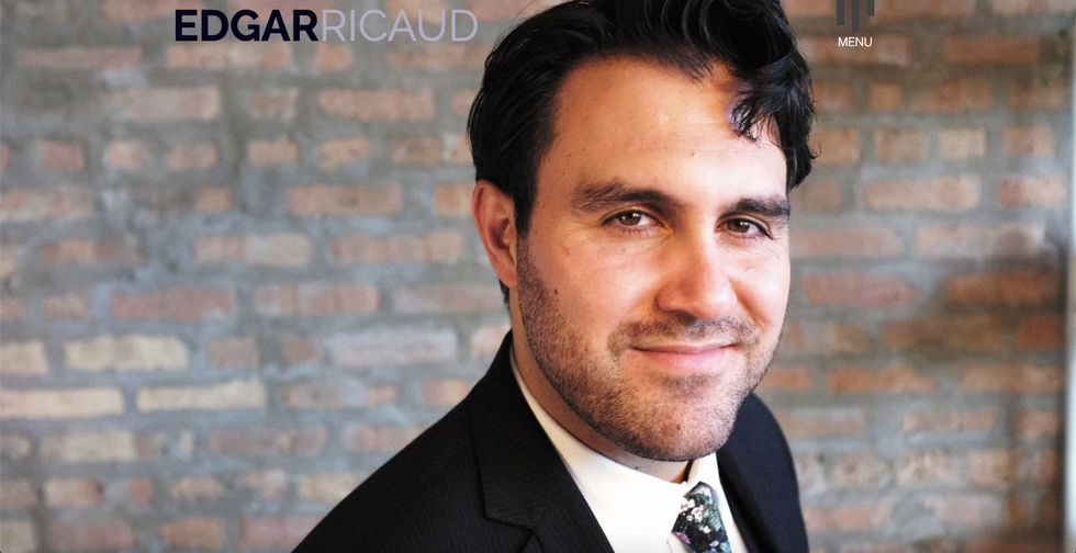Edgar Ricaud, Tenor