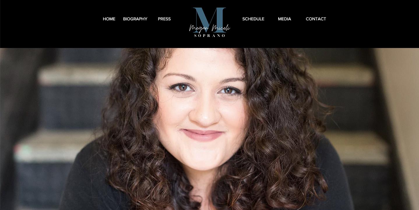 Megan Miceli, soprano