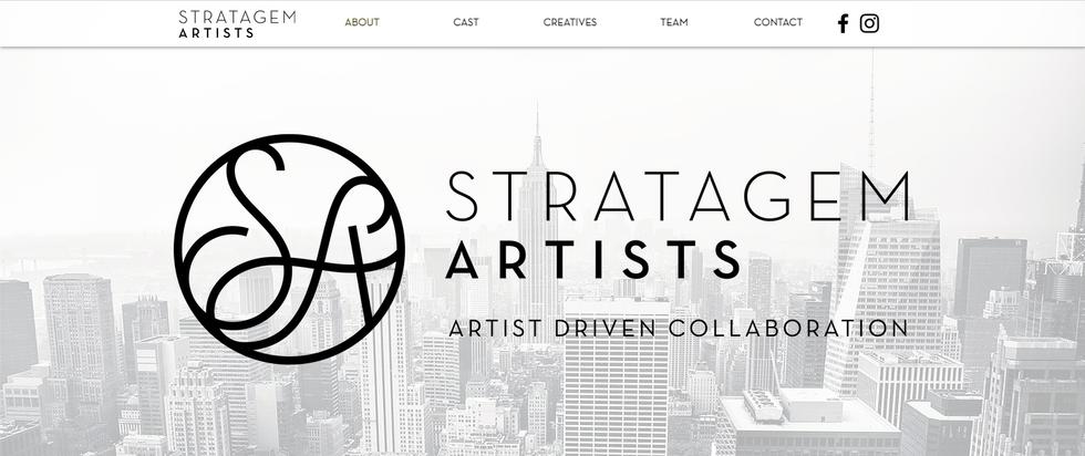 Stratagem Artist Management