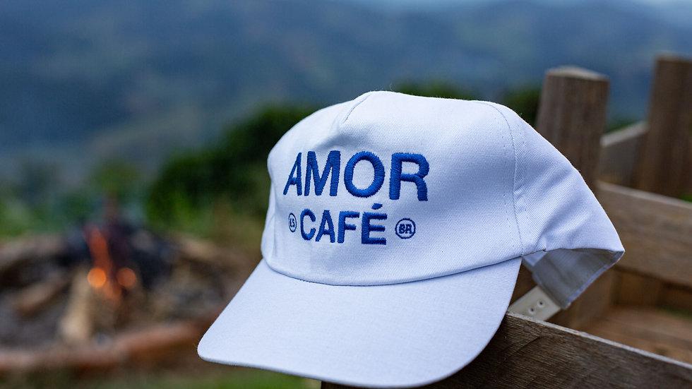 Boné Amor Café