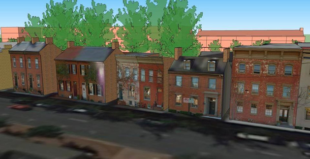 Post Office Land Redevelopment  in Frederick, MD
