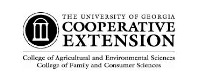 The University of Gergia COOPERATIVE EXT