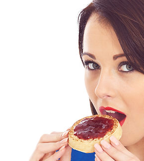 young women eating Jelly.jpg