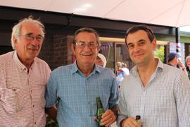 Poppy, Poppa John and Lee