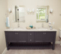 Custom Bathroom Cabinets - Thorcraft Custom Kitchens