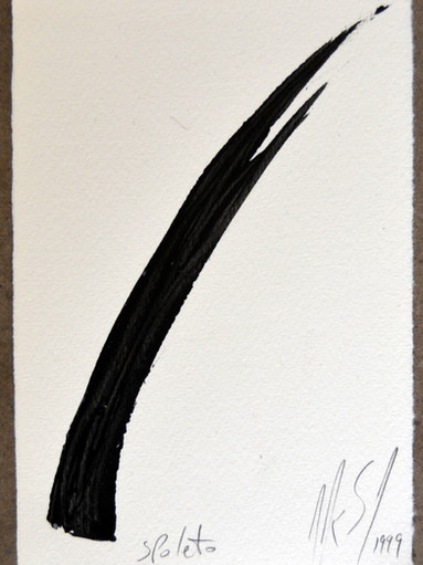 Jack Sal, Spoleto Drawing,  1999.JPG