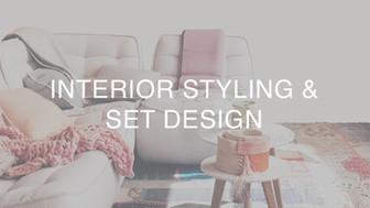 Interior Styling & Set Design