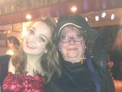 Pat & Grandaughter