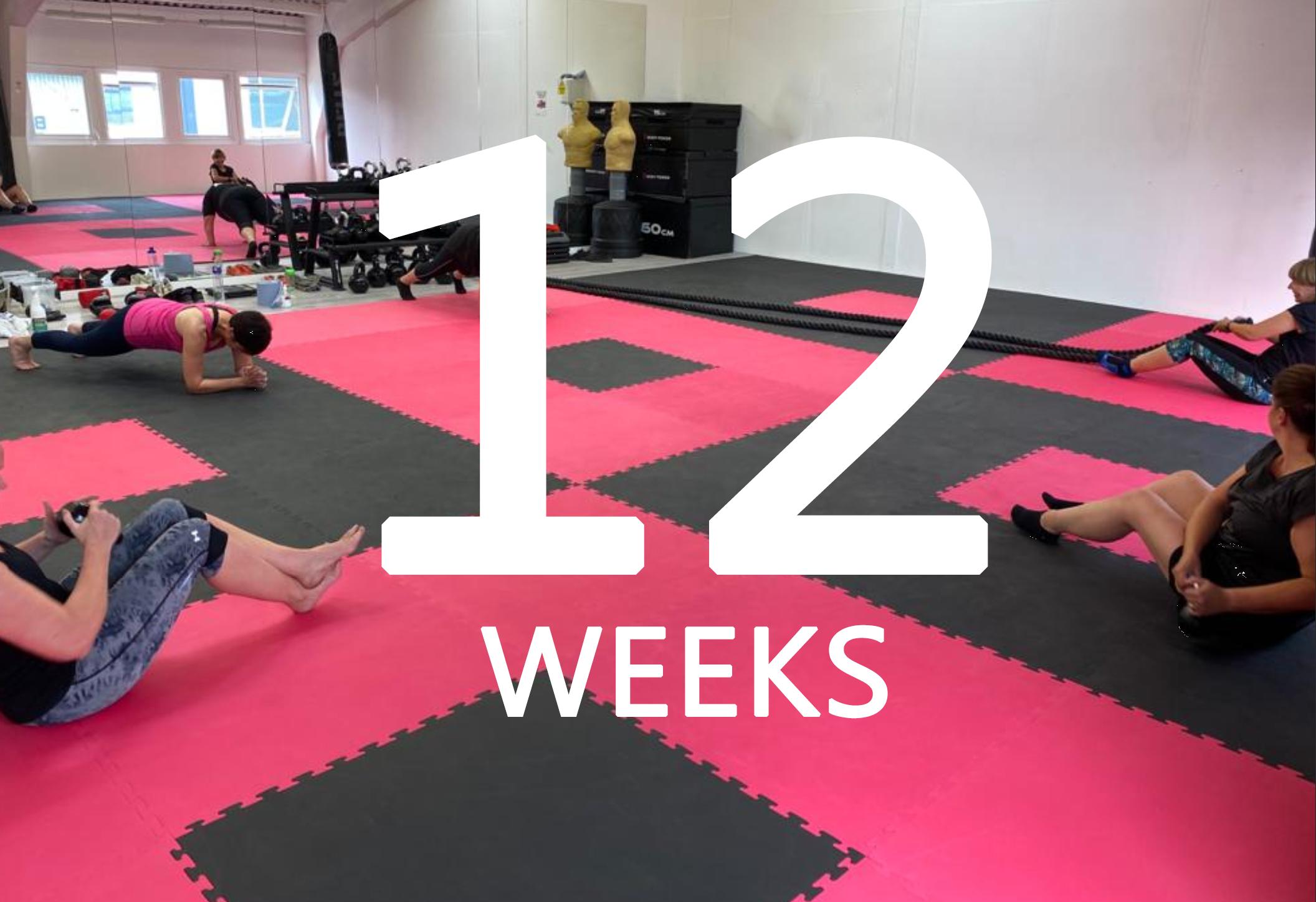 12 Week Exercise Programme