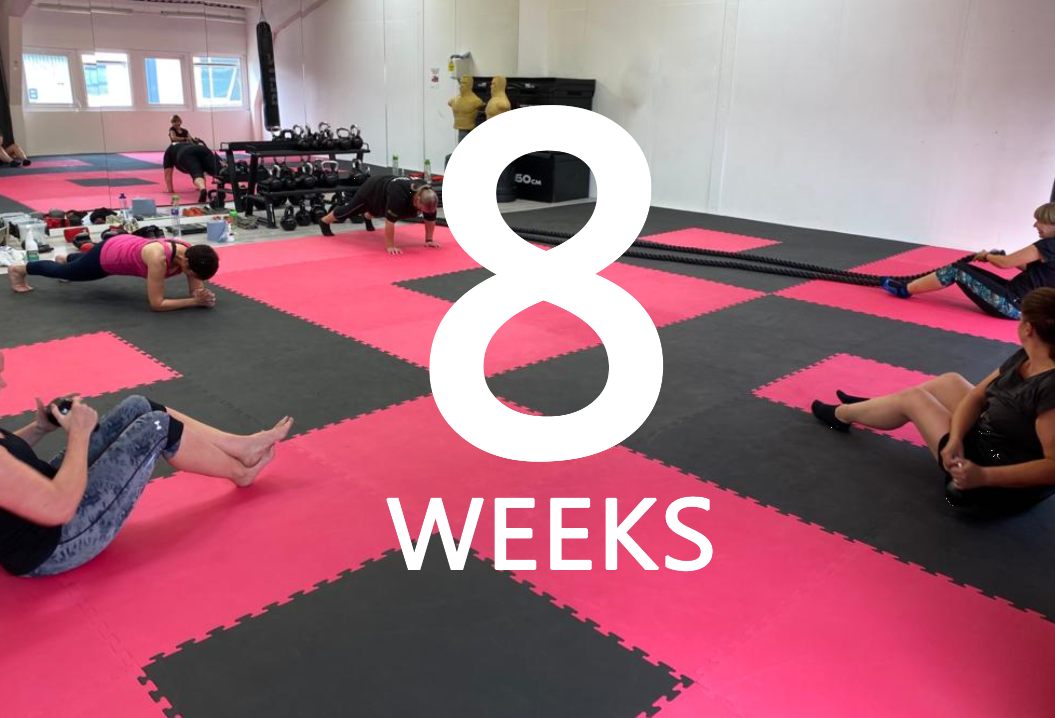 8 Week Exercise Programme