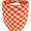 Thumbnail: Personalized Plaid Bandana #10