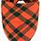 Thumbnail: Personalized Plaid Bandana #12