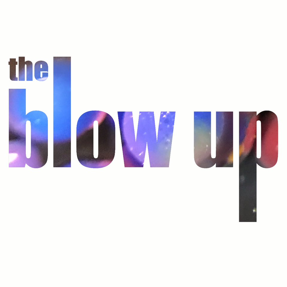 The blow up