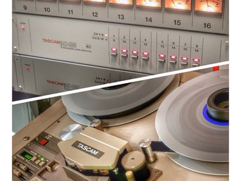 Enregistrer sur bandes analogiques, c'est maintenant possible au DevenProd Studio