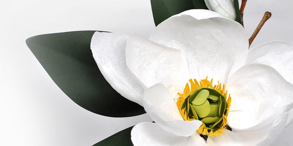 Create Paper Magnolias