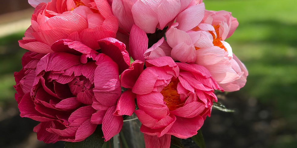 Learn to Create a Summer Peony