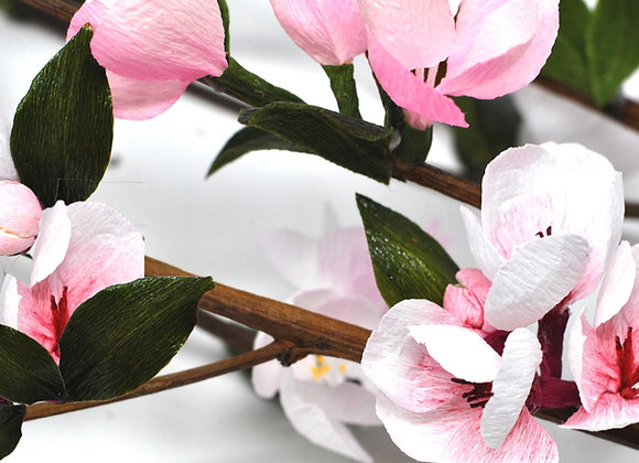 "Learn to create a ""Cherry Blossom Branch"" Kit"