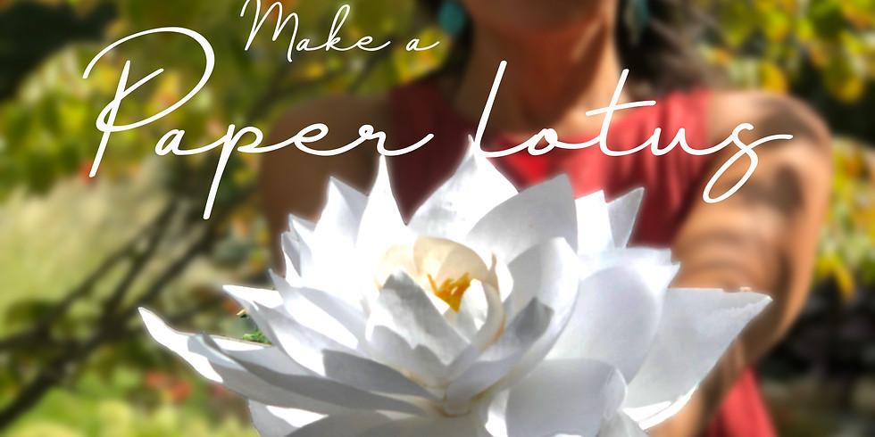 Sacred Malayan Lotus