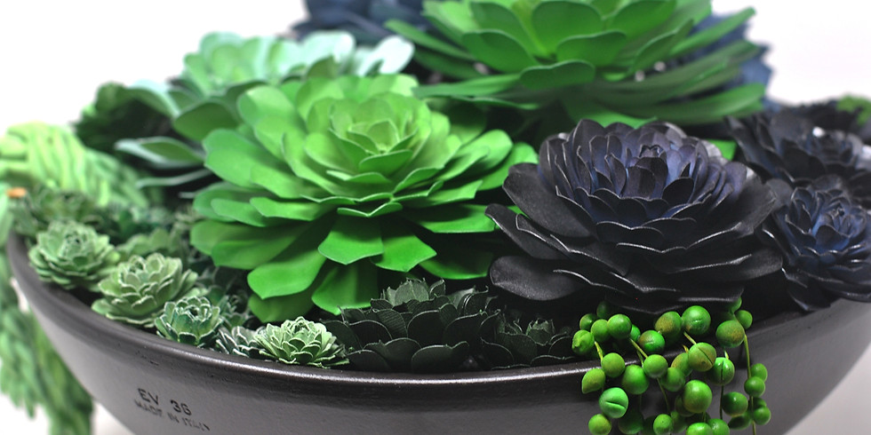 Bringing Reverence to Nature: An Exploration of Botanicals in Paper