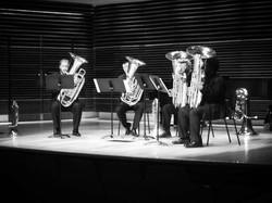 South Georgia Tuba Quartet