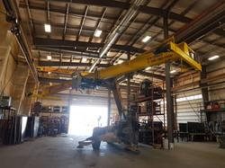 Crane Install