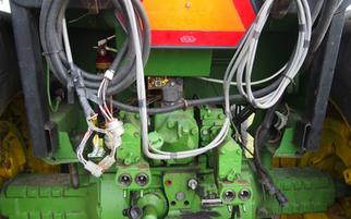 1980 John Deere 4440 with Dual Hydraulics