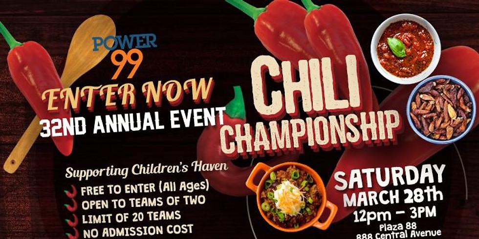 Chili Cook Off Championship 2020
