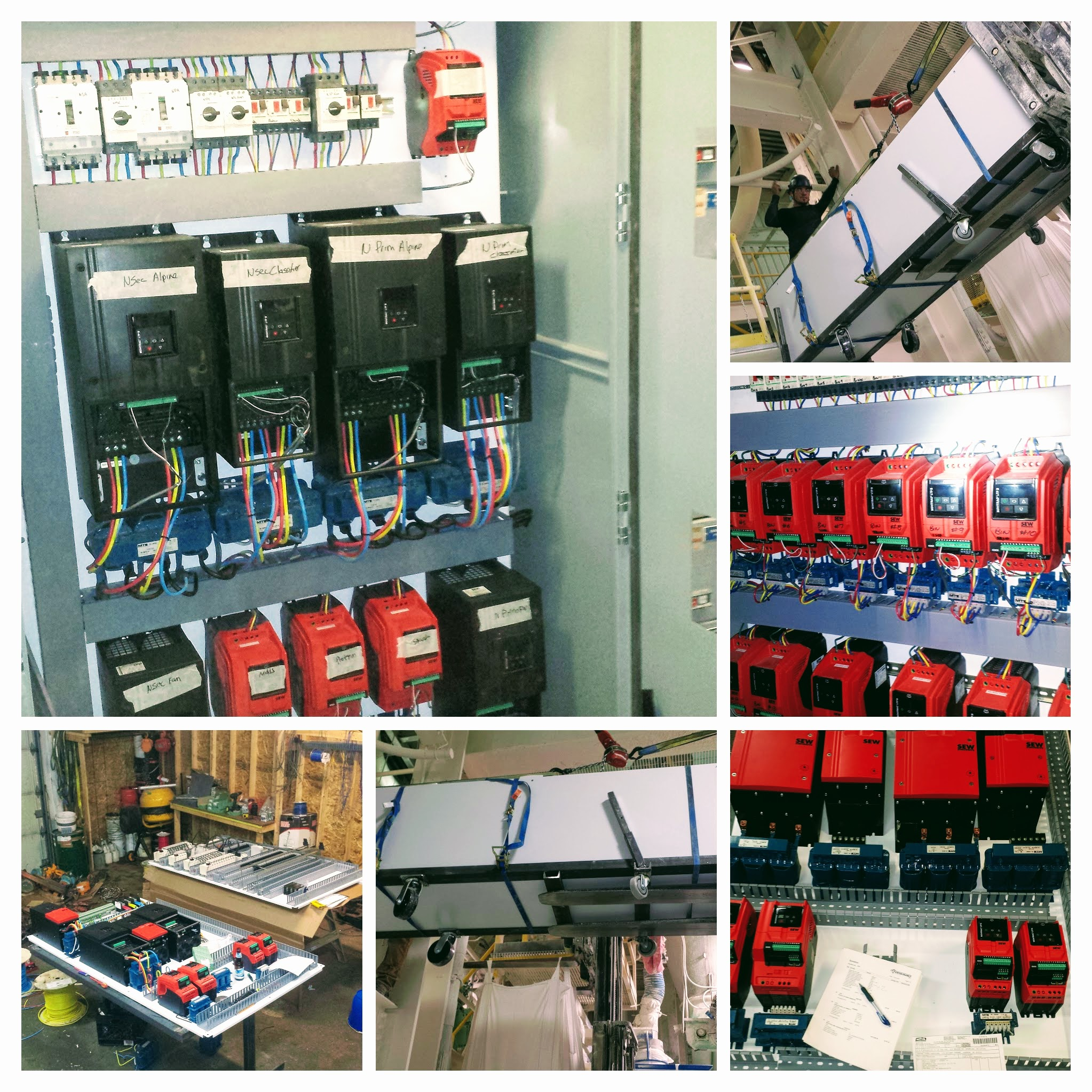 Wiring and Installing Variable Frequency DriveE