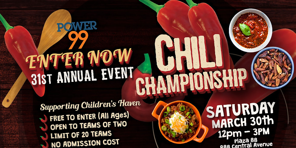 Chili Cook Off Championship 2019