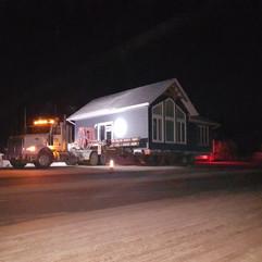 NIGHT MOVE #4 - Move to Lac La Biche, AB