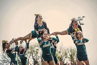University of Nottingham Cheerleading