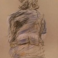Audrey Rasmus - Back - Soft pastel