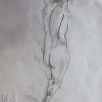 Elaine Owen - Life Drawing