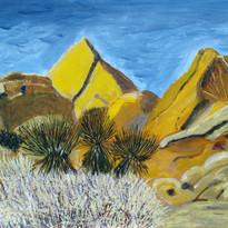 Teresa Wilson - Rocky landscape