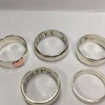 Sterling silver rings.JPG
