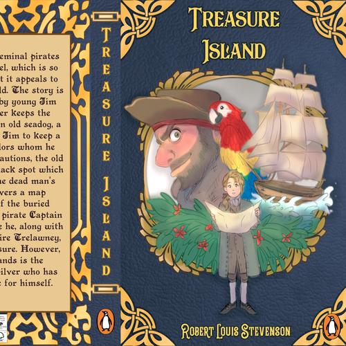 7. FAYE WHITE book jacket Treasure Islan