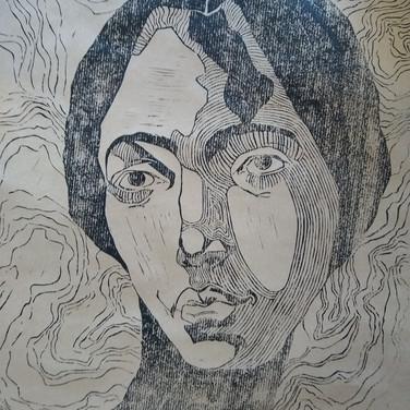 Emily Dickinson Print - Anna Braddick.jp