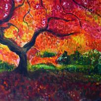 Heather Wild - Autumn tree