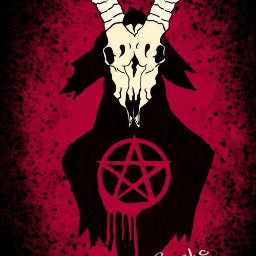 6. RHEA MAIDMENT - Illustration - devil.