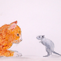 Stephen Tucker - Cat and Mouse