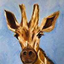Julia Carr - Giraffe